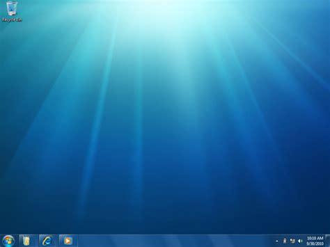 gadgets de bureau windows 7 microsoft windows 7 m3 build 6933 screenshots