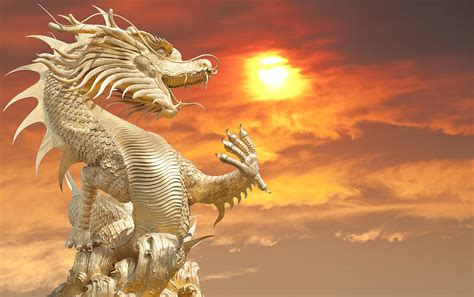 The Dragon Will Lift You Up