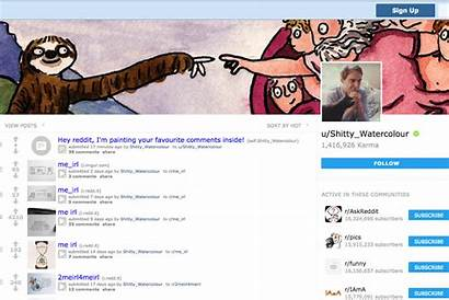Reddit Profile Pages Transform Site Could Filters