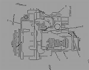 1799979 Governor Group - Engine