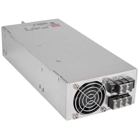 Mean Well MW SE-1000-48 48 VDC 20.8A 1,000W Regulated ...