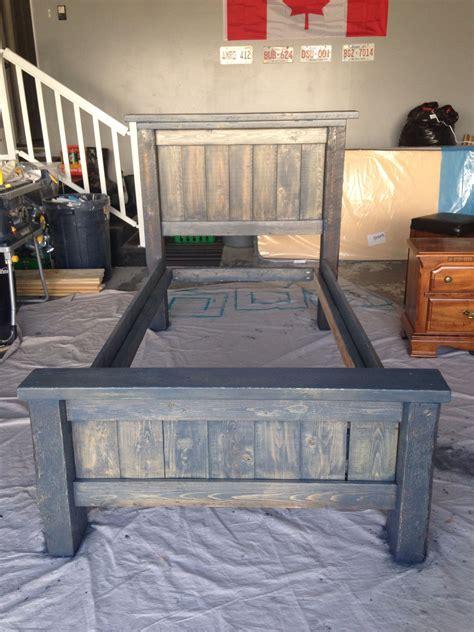 pin  bed frames