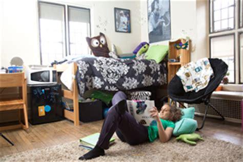 residence halls wilkes university