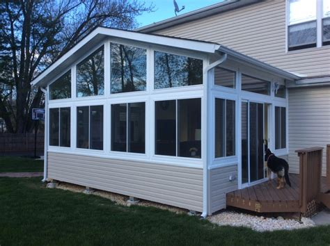 Building A Sunroom by Sunroom Addition For Your Home Design Build Planners