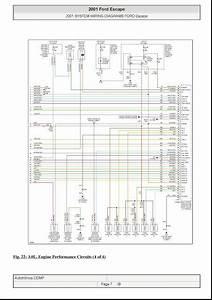 Diagramas El U00e9ctricos Ecu Escape 2001