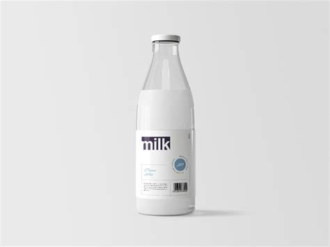 Resolve the captcha to access the links! Free Milk Bottle Mockup PSD - Best Free Mockups