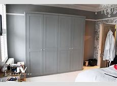 Fitted Shaker Wardrobes Chiswick W4 JV Carpentry