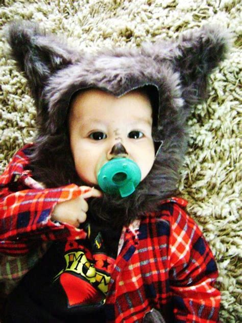 halloween werewolf costume diy costumes baby homemade boy wolf boys easy toddler yourself scary outfit visit mens face