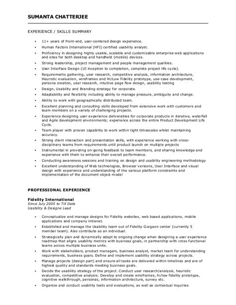 High End Retail Resume Skills by Sumanta Resume