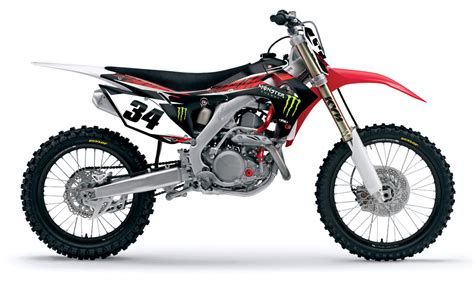 2013 Factory Effex Monster Shroud/airbox Graphics Kit