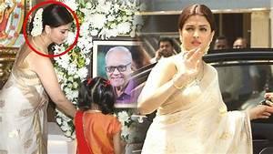 AWWW! Aishwarya Rai Gets EMOTIONAL During Her Late Father ...