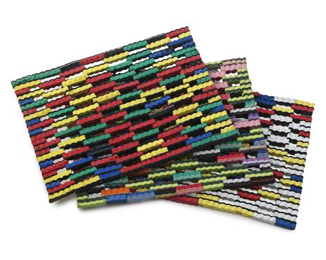recycled flip flop doormat best 25 recycled door mats ideas on outdoor