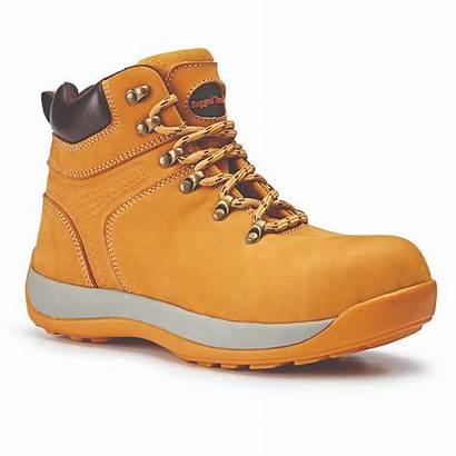 Nubuck Hiker Honey Boot Rugged Terrain Its
