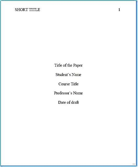 apa college research paper template