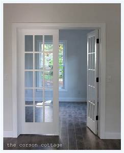 the corson cottageOur Renovation Interior French Doors