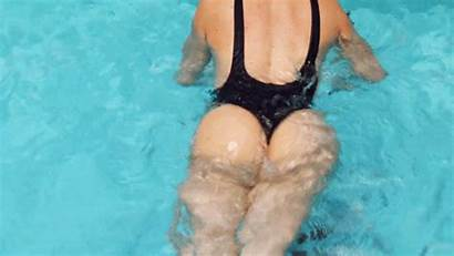 Butt Khloe Kardashian Jiggling Pool Hours Inside
