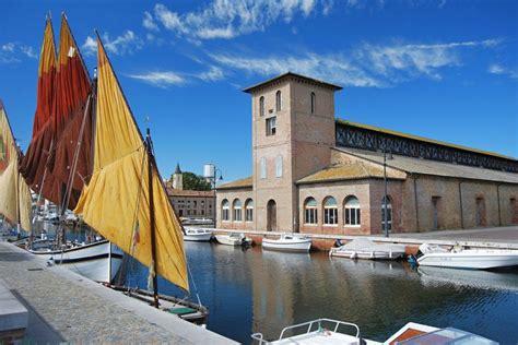 Porti Pescherecci Italiani by La Riviera Romagnola Emilia Romagna Italia