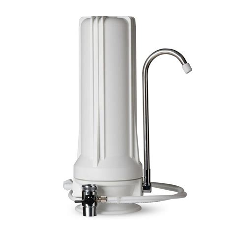 Kitchen Depot Ct by Ispring Countertop Multi Filtration Water Filter