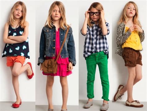 Kids back to school clothing their style