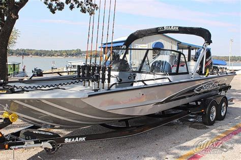 Seaark Jet Drive Boats For Sale by Seaark Procat 240 Catfish Boat The Ultimate Catfish Rig