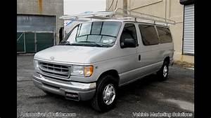 2000 Ford E350 Xlt 5 4 Trition V8 Super Duty Cargo Van