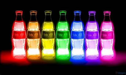 Wallpapers Neon Awesome Cool Backgrounds Teen Rainbow