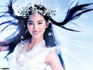 Liu Yifei wallpaper | 1024x768 | #20199