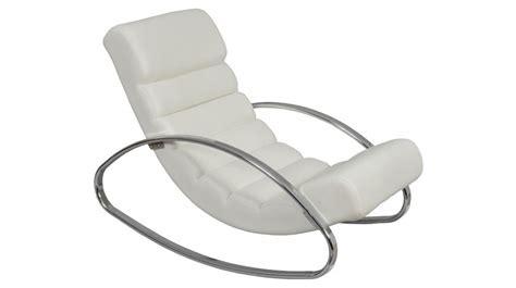 chaise longue en cuir design chaise longue design simili cuir fauteuil design pas cher