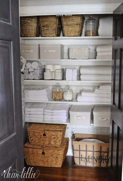 pretty linen closets  home  ashley