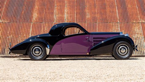 1938 bugatti type 57c valuation. 1938 Bugatti Type 57 Atalante Coupé by Gangloff - for sale at The Classic Motor Hub