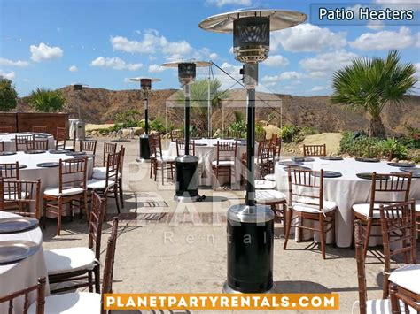 patio heaters for rent heater includes propane gas