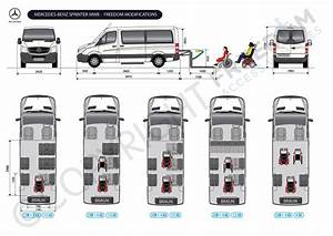 Wheelchair Access Vehicle Conversion  Mercedes Sprinter Nsw