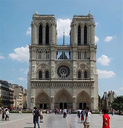 Dame Notre Wikipedia Paris Wiki Wikimedia