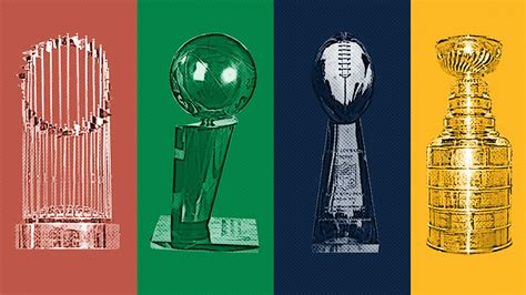 Has your city won as many championships as Boston? - The ...