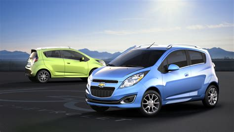 2013 Chevrolet Spark (chevy) Review, Ratings, Specs