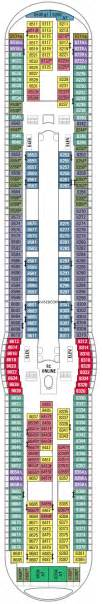 Azamara Journey Cruise Ship Deck Plan by Voyager Of The Seas Junior Suite Category