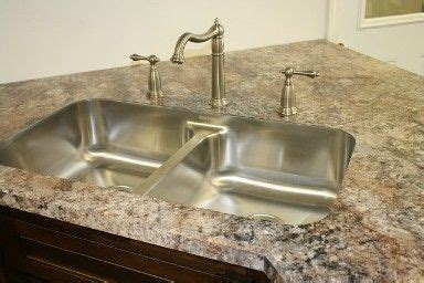 Stainless Steel Sink Countertop Integrated - quot integrated quot undermount stainless sink no edge or ridge