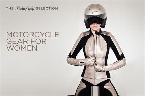Women's Motorcycle Gear