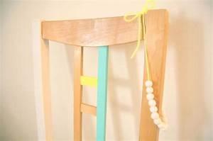 diy peindre une chaise en bois With peindre une chaise en bois
