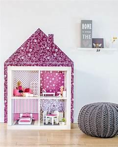 Haus Selber Designen : die besten 25 selbstgemachtes barbie haus ideen auf pinterest barbiehaus selbermachen ~ Sanjose-hotels-ca.com Haus und Dekorationen