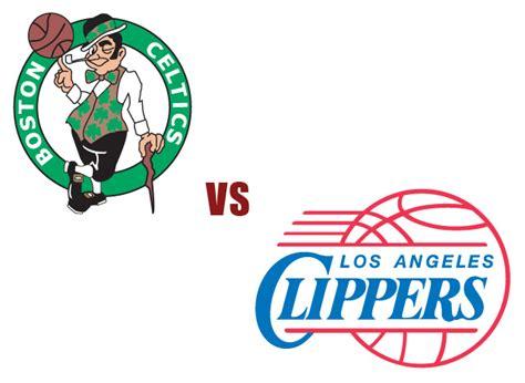 Mega Hoops: Celtics vs. Clippers | Highlights | NBA 2012 ...