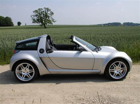 Smart Car Coupe by Smart Roadster And Roadster Coupe 2003 2006