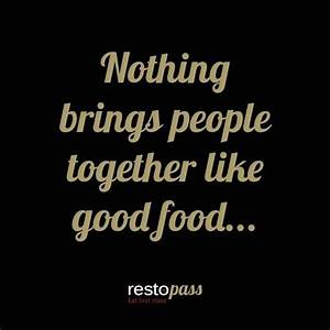 Let's meat ... Restaurant Dining Quotes