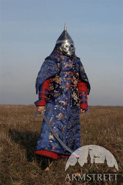 deluxe armor korea mongol suit armour sca  sale