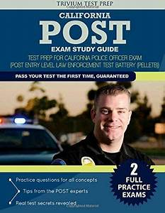 California Post Exam Study Guide  Test Prep For California