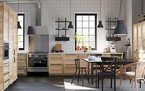 Cuisines Ikea 2018 : cuisines ikea les nouveaut s 2018 inspiration cuisine ~ Nature-et-papiers.com Idées de Décoration