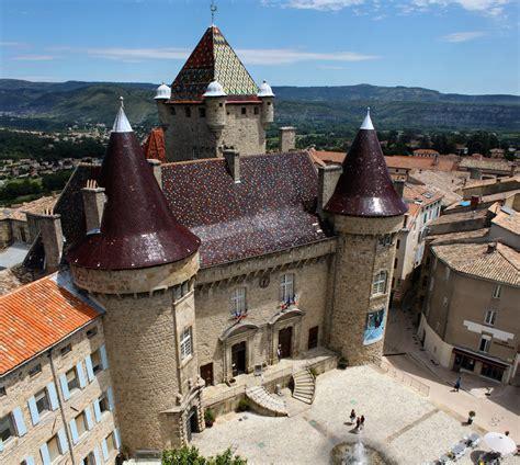 au bureau aubenas visite guidée du château ville d 39 aubenas