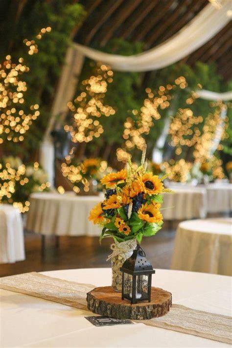 47 Sunflower Wedding Ideas For 2016 Table Decor