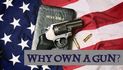 Why Own It by Why Own A Gun Protection And Self Defense
