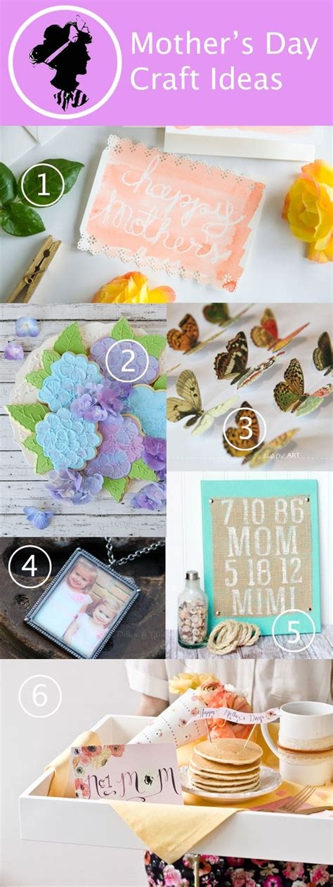 mothers day crafts ideas the best mothers day ideas via handsoccupied craft 5000